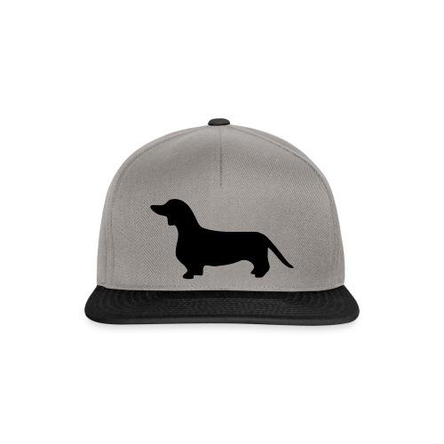 Dackel - Snapback Cap