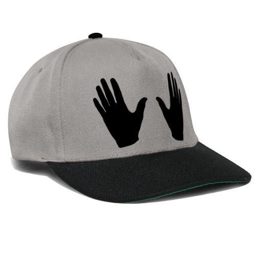 Hände - Snapback Cap