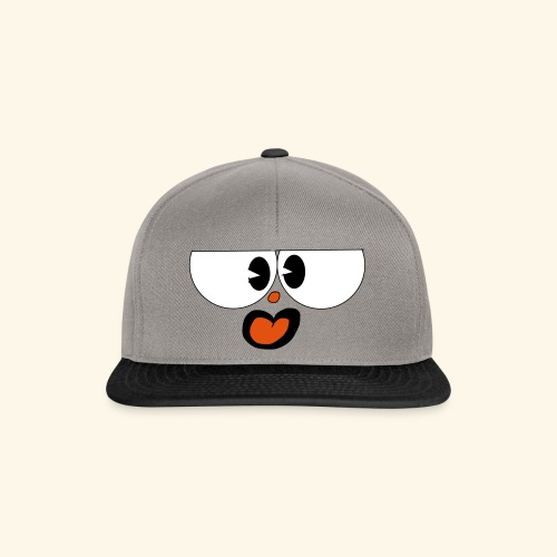 Die Augen - Snapback Cap