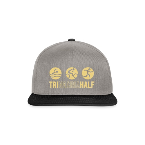 TRInacriaHalf - Snapback Cap