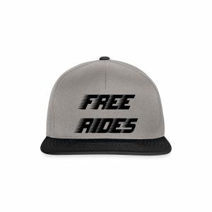 Free Rides - Snapback cap