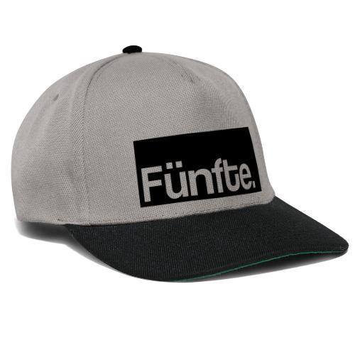 Fünfte. Boxed - Snapback Cap