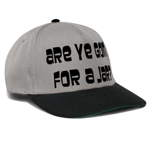 going for a jar - Snapback Cap