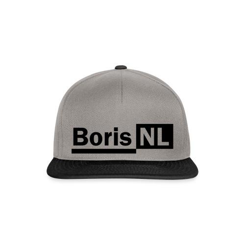 BorisNL Logo - Snapback cap