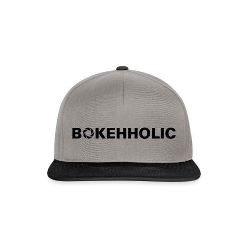 Bokehholic - Snapback Cap