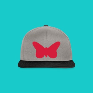 Butterfly sailing class logo - Snapback Cap