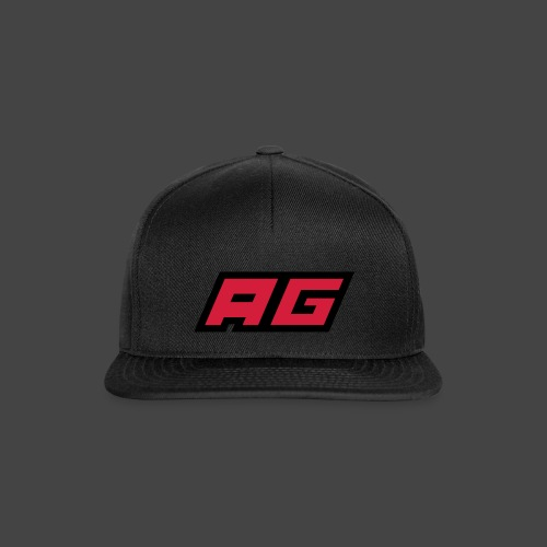 AG Logo - Snapbackkeps