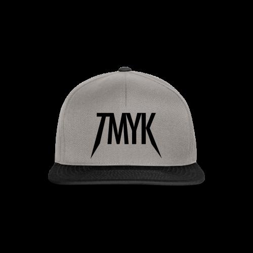 TMYK Text Logo - Snapback Cap