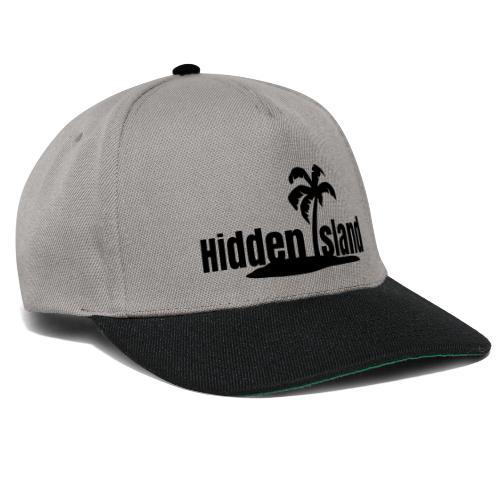 Hidden Island - Snapback Cap