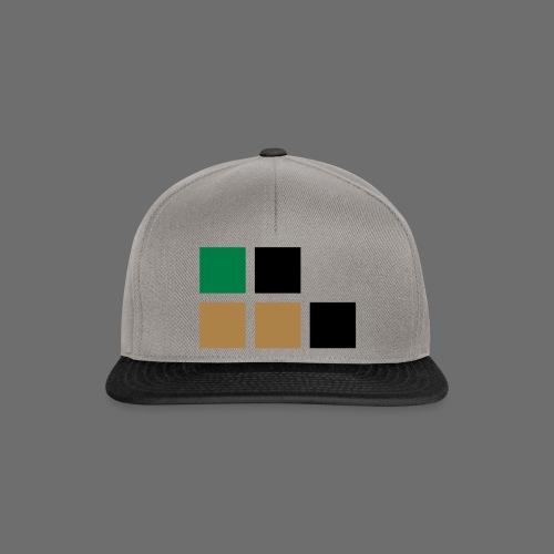 invalid_tooManyColors-svg - Snapback Cap