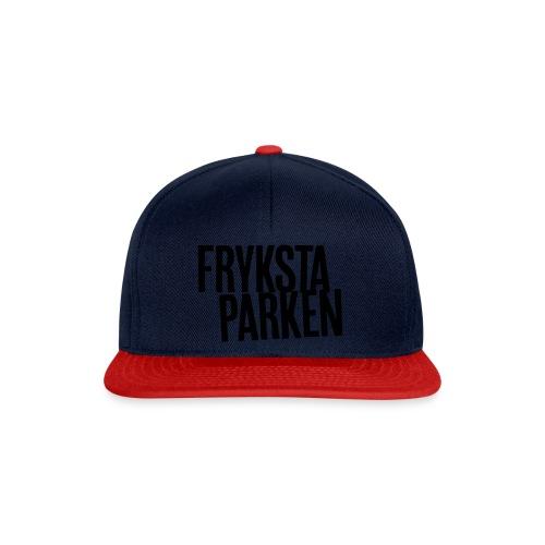 Frykstaparken_keps2 - Snapbackkeps