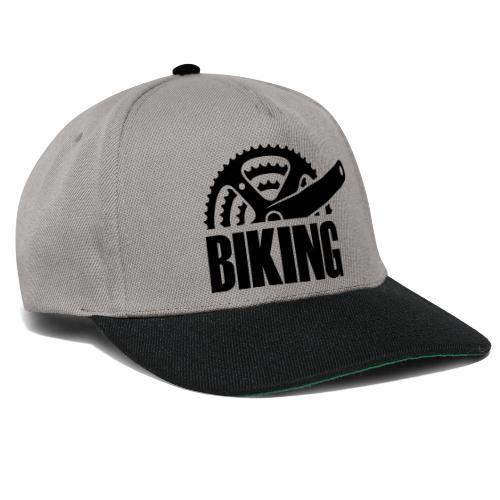 Biking - Snapback Cap