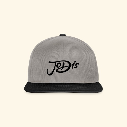 Jodi - Snapback Cap