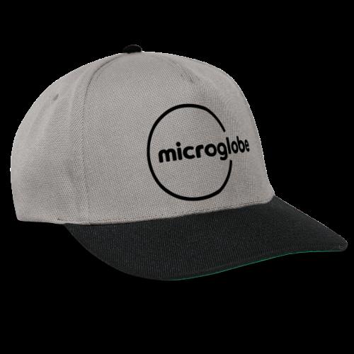 microglobe Logo - Snapback Cap