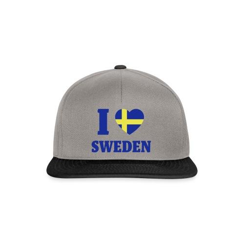 LoveSweden - Snapbackkeps