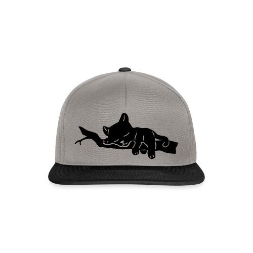 Sleeping Panther - Snapback Cap
