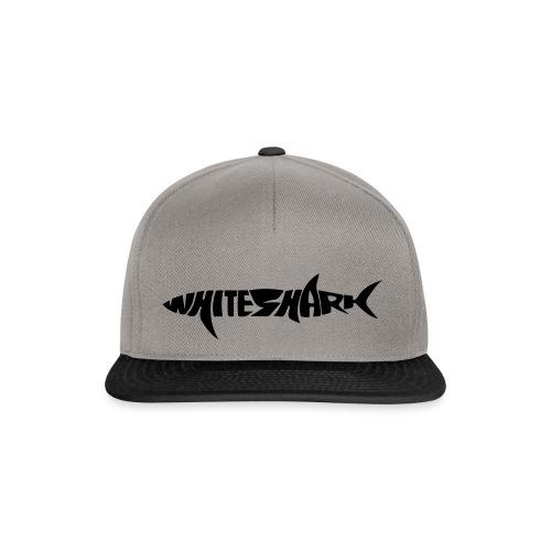 whiteshark - Snapback Cap