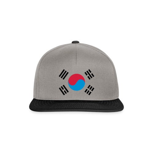 South Korea - Snapback cap