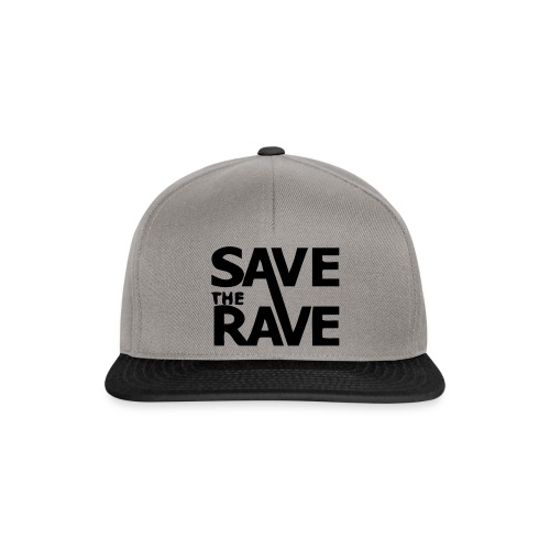 savetheravefantazia - Snapback Cap