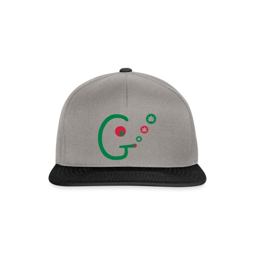 Ganjahead - Snapback Cap