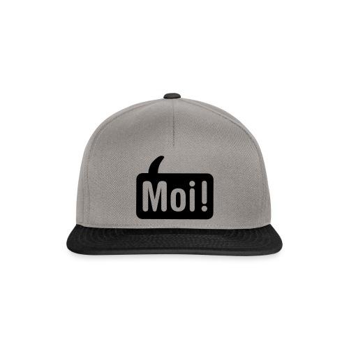 hoi shirt front - Snapback cap