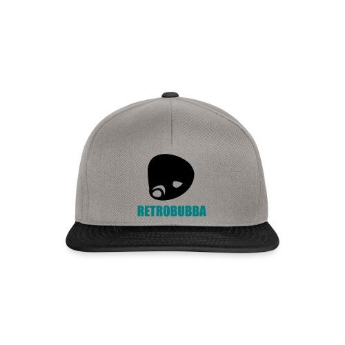 RetroBubba-logotyp - Snapbackkeps