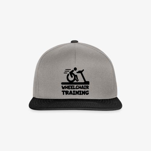 Rolstoel training 001 - Snapback cap
