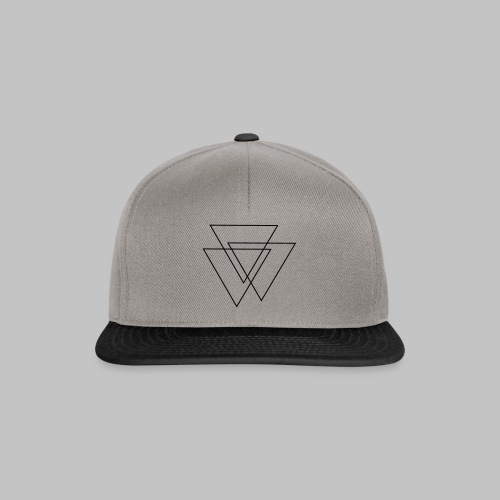 triangles Valknut - Snapback Cap