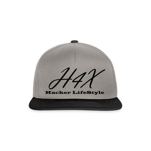 H4X - Casquette snapback