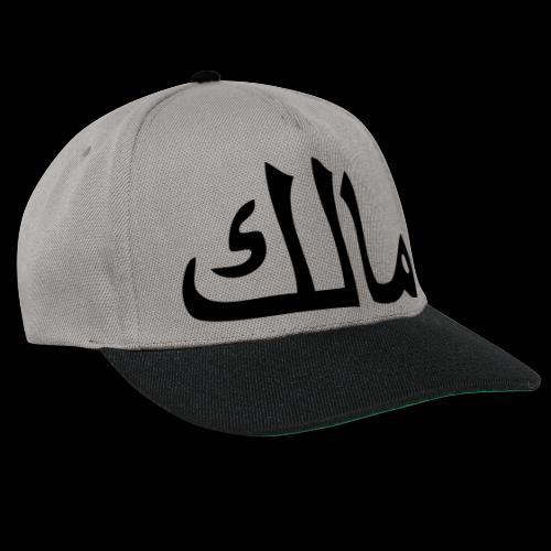 Malik - Snapback Cap