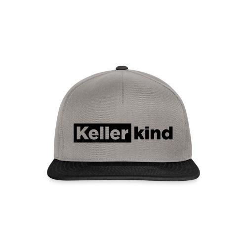 Kellerkind – Geschenkidee - Snapback Cap