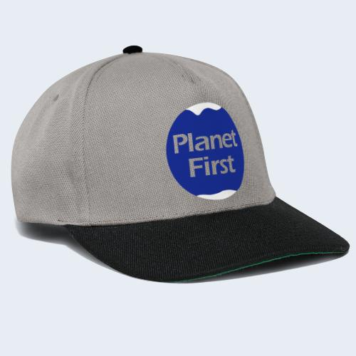 Planet First 2T - Snapback cap