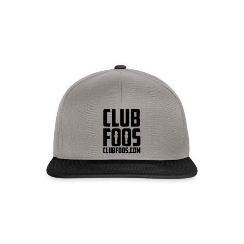 dot-com - Snapback cap
