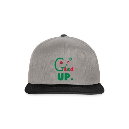 Geed Up - Snapback Cap