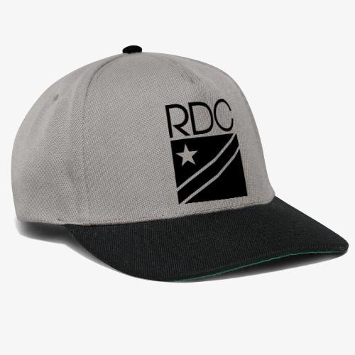 Drapeau rdc - Casquette snapback