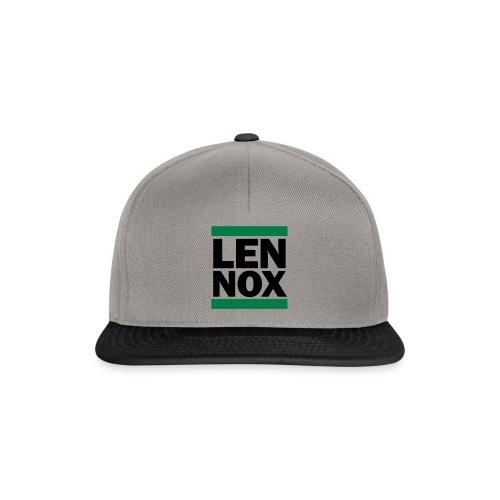 lennox2 - Snapback Cap