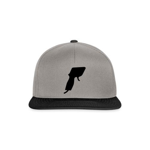 Slotracing Pistolenregler - Snapback Cap