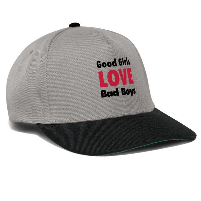 good girls love bad boys