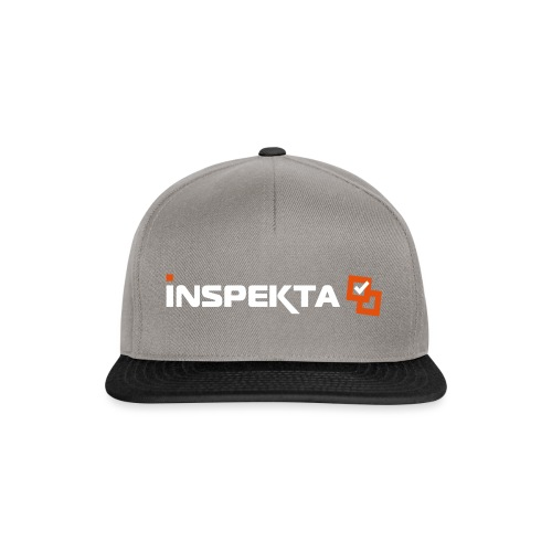 INSPEKTA negativ v2 - Snapback-caps