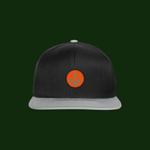 Anker Button - Snapback Cap