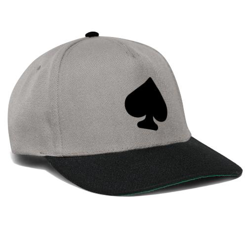Deck of Cards logo - Snapback Cap