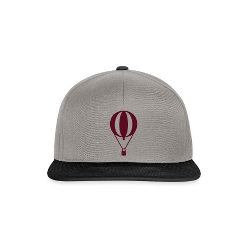Gasballon prall - Snapback Cap