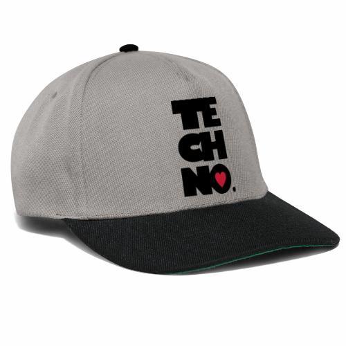 Techno Herz - Snapback Cap