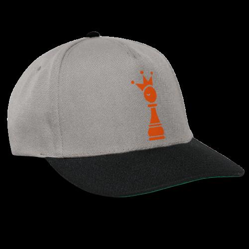 Winky Chess King - Snapback cap