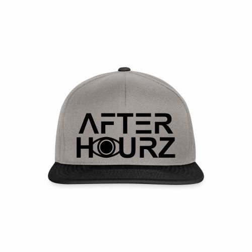Afterhour Rave Partys Electronic Music Clubbing DJ - Snapback Cap