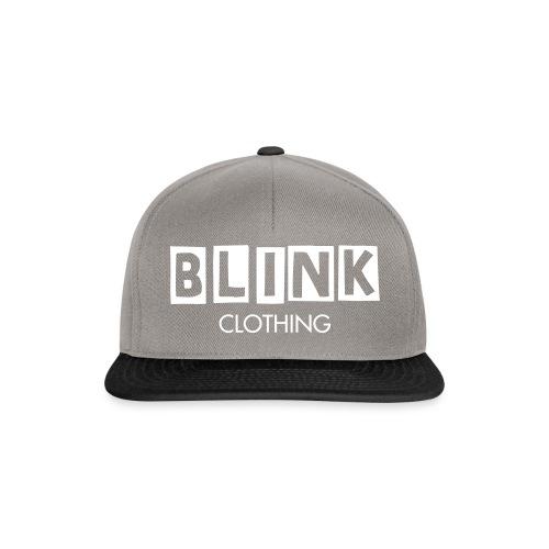BLINK LOGO - Snapback cap