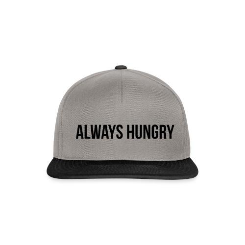 Always Hungry - Snapback Cap