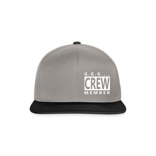 crewmem - Snapback Cap