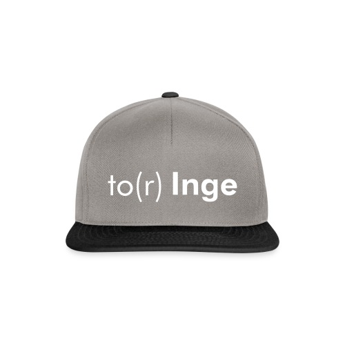 to(r) Inge - Snapback-caps