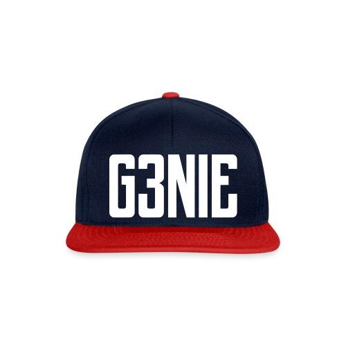 G3NIE sweater - Snapback cap